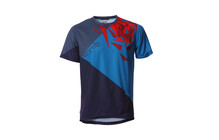 ION Bike Tee SS Helium men medieval blue